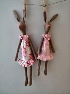 Geschenk Bunny Freundin Geschenk von HandmadeToyStore
