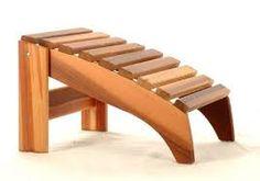 Картинки по запросу Adirondack Glider Chair Wood Project Plan