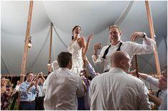 Reception fun. Eastern Shore Maryland Wedding Photography. Laura's Focus Photography.