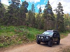 PIX of the year 2015 Nissan Xterra Macland Red River New Mexico