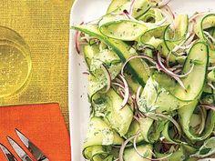 Herby Cucumber Salad Recipe