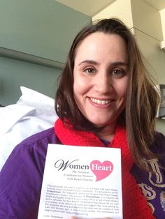 Read testimonials from women living with heart disease who have participated In the HeartScarves program and what it means to them!  http://bit.ly/1eZZRIz