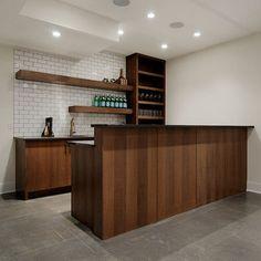 Contemporary Basement Concrete Flooring Design, Pictures, Remodel, Decor and Ideas - page 2