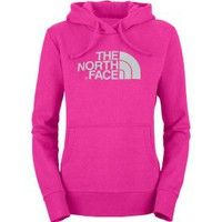 North face pink