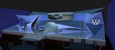 Volkswagen Jetta by Boinc, via Behance
