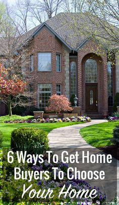 A recent survey by the mortgage giant Fannie Mae found that most people still feel that now is the time to buy or sell a home. If you've been thinking about packing up and heading for greener pastures, now might be a great time to put the for sale sign up in your yard. If you want to turn your…