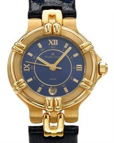 MAURICE LACROIX Womens Watch 01469038
