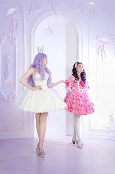 Girl Life Hacks, Girls Life, Wedding Dress With Veil, Wedding Dresses, Princess Jellyfish, Love Is Comic, Comics Love, Manga Love, Best Cosplay
