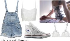 """""""pure"""" by paula-margarite ❤ liked on Polyvore"""