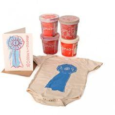 Blue Ribbon Baby Collection - Jeni's Splendid Ice Creams