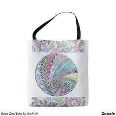 Your Custom All-Over-Print Tote Bag