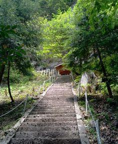 八重山神社(2012年5月) The Yaeyamajinja shrine,Un-nan,Shimane,Japan May2012