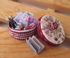 how to: sewing box