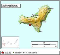 Dos terremotos El Hierro 2 noviembre