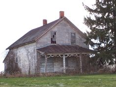 OH Marion County - House by scottamus, via Flickr