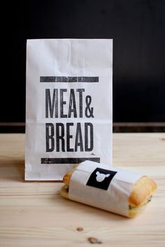 Meat & Bread - Victory Square, Vancouver BC  http://meatandbread.ca/