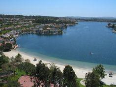 "Lake Mission Viejo, California   ""Heaven on Earth"""