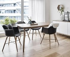 JYSK DINING ROOM Dining Chairs, Dining Room, Dining Table, Conference Room, Design, Furniture, Home Decor, Life, Modern