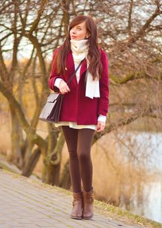 Ankyls (nice outfit for fall or early spring)