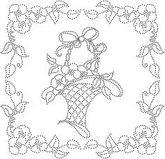 1924 Ladies Home Journal Embroidery Pattern Catalog