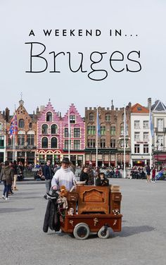 A weekend in Bruges: tips for 3 days in the city #Brügge #Belgien #Städtereise #Wochenendreise