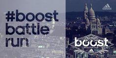 #boostbirhakeim - Boost Battle Run - Adidas©
