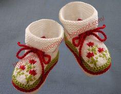 bebek patikleri 31 Booties Crochet, Baby Booties, Knit Crochet, Minion Baby, Cute Minions, Viking Tattoo Design, Viking Tattoos, Moda Emo, Sunflower Tattoo Design