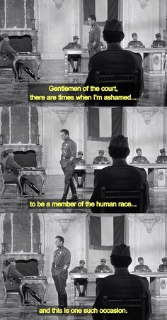 Paths of Glory (1957) by Stanley Kubrick