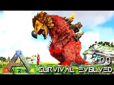 Awesome ark annunaki we finally found the boss most evil awesome ark survival evolved buffoon megatherium voyager monster e09 malvernweather Gallery