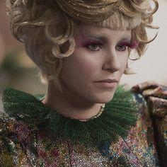 Exclusive: The Evolution of Effie Trinket The District 12 escort...