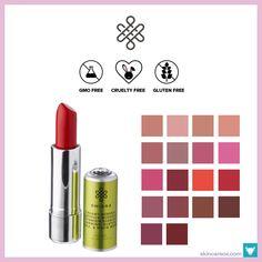 Omiana – Creamy Mineral Lipstick ($25)