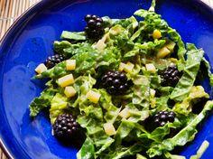Fruit Salad, Cobb Salad, Tahini, Food, Fruit Salads, Eten, Meals, Diet