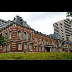 Ministry of Justice, Old Main Hall (Tokyo) / 法務省・旧本館 - @deepkaoru- #webstagram