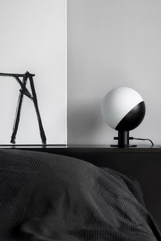 Baluna Lamp / Designing Baluna, we aimed to design light itself; the way it occupies space and affects mood.