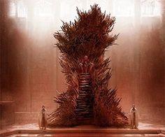 The True Game of Thrones Iron Throne