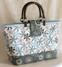 Lazy Girl Pattern for Purses, Bags and Totes