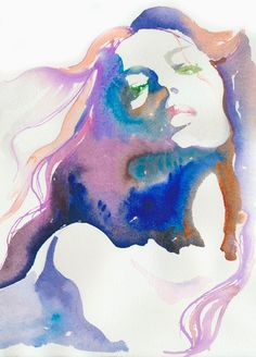 Cate Parr | Water Color Illustrations | bumbumbum