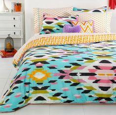 Ask Brit: 20 Gorgeous Comforters + Duvet Covers That Won't Break the Bank via Brit + Co.