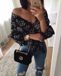 Image about fashion in outfit by ᑎ I ᑕ O ᒪ E on We Heart It