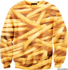 Sexy Sweaters : French Fries