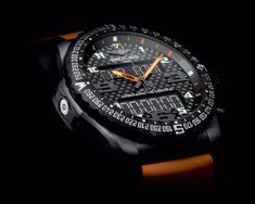Cockpit B50 Night Mission Boutique Edition - Breitling - Instruments for Professionals