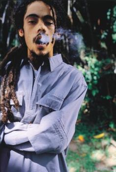 Damian Marley: son of a legend