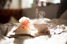茶, カップ, 残り, 穏やかな, 午後, ドリンク, ホット, マグカップ, 朝, ローズ, 静かな, 瞑想
