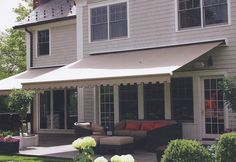 images of retractable awnings | Retractable Awnings