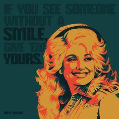 Dolly Parton 3 by benjancewicz, via Flickr