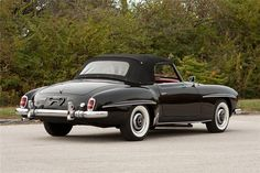 1959 MERCEDES-BENZ 190SL CONVERTIBLE - Barrett-Jackson Auction Company - World's Greatest Collector Car Auctions