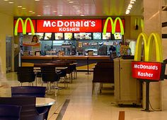 McDonalds Kosher by Moises Shemaria, via Flickr
