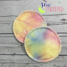 Pastel Everyday Nursing Pads