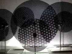 KINETICA ART FAIR 2011 - YouTube - #rotating #sculptures