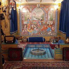 Tehran, grandmother's house